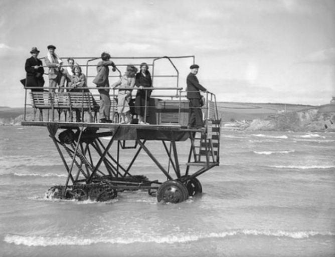 транспортные изобретения прошлого века