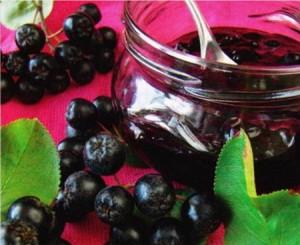 черноплодная рябина рецепты