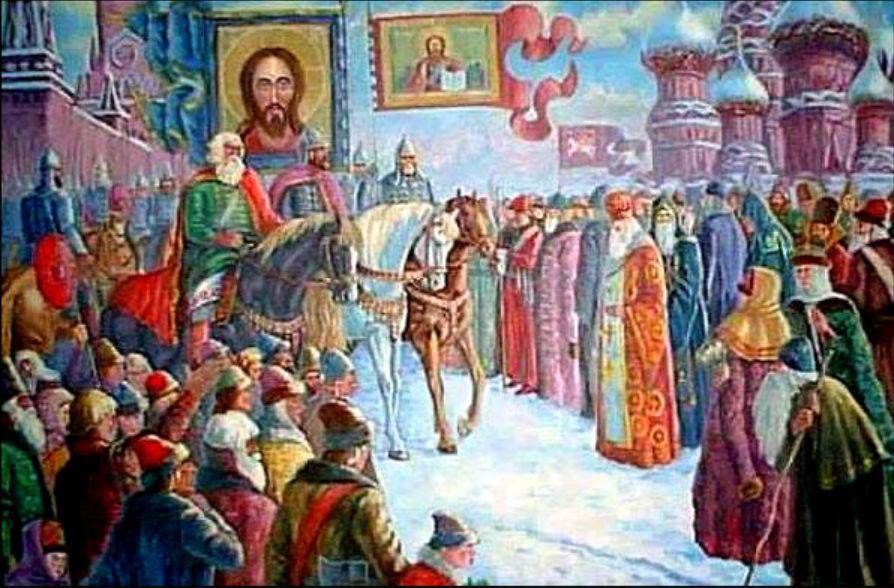 Подвиг Минина и Пожарского в картинах ...: hosdom.ru/podvig-minina-i-pozharskogo-v-kartinax-xudozhnikov