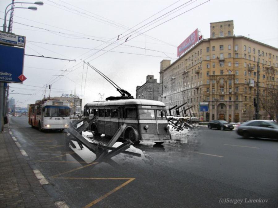 работы Сергея Ларенкова