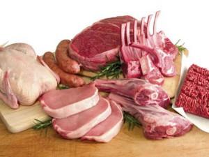 разморозка мяса