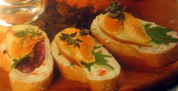 бутерброды-с-мандаринами-и-