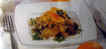 апельсиновые рецепты_рис