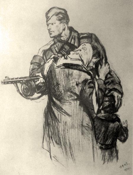 Жуков, рисунки 9