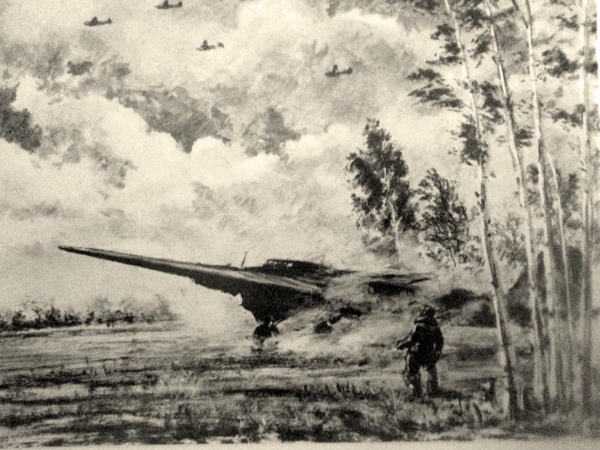 Жуков, рисунки 13