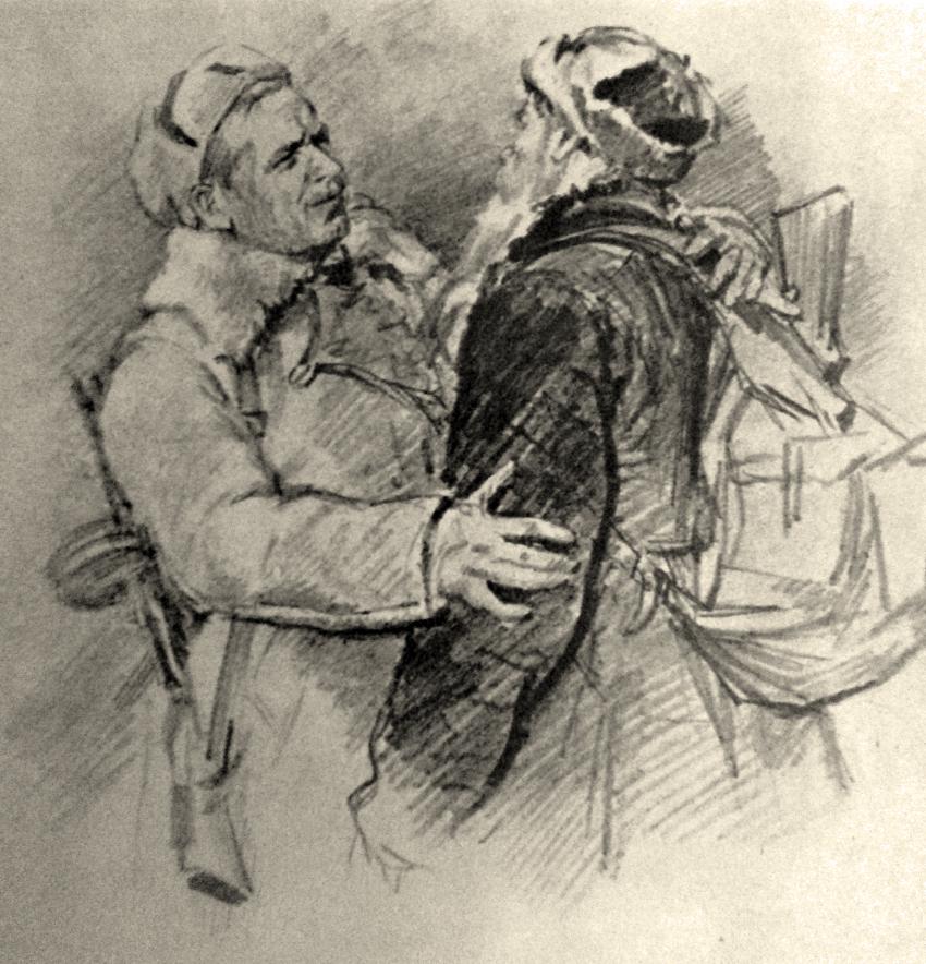 Жуков, рисунки 28