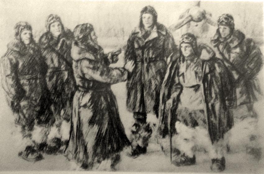 Жуков, рисунки 26