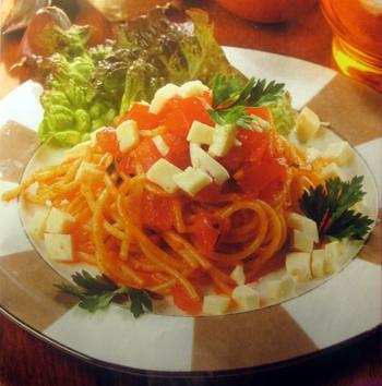 Спагетти-в-пряном-соусе
