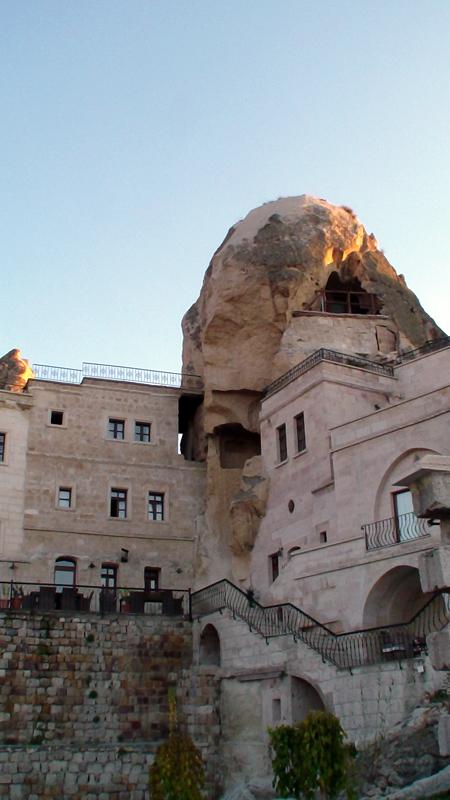Каппадокия - Турция 17