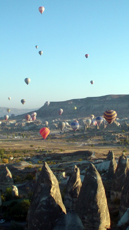Каппадокия - Турция 30