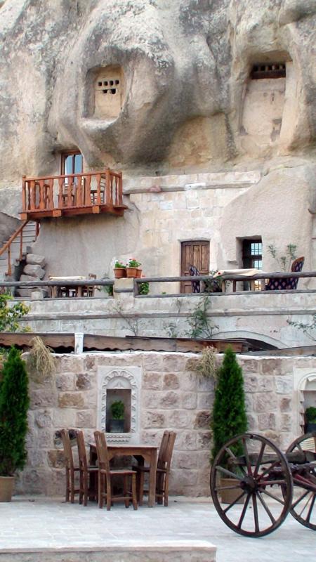 Каппадокия - Турция 14