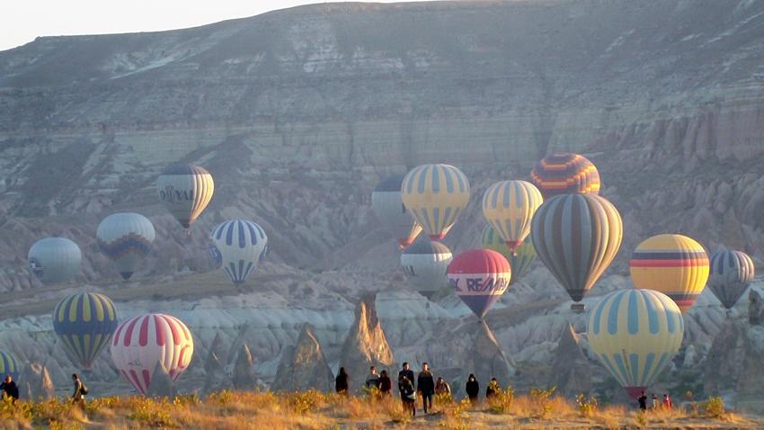Каппадокия - Турция 29