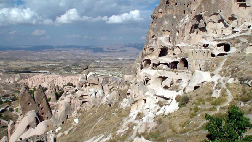 Каппадокия - Турция 3