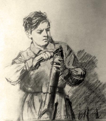Жуков, рисунки 32