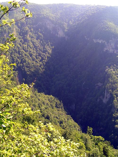 окрестности горы Фишт, матузка