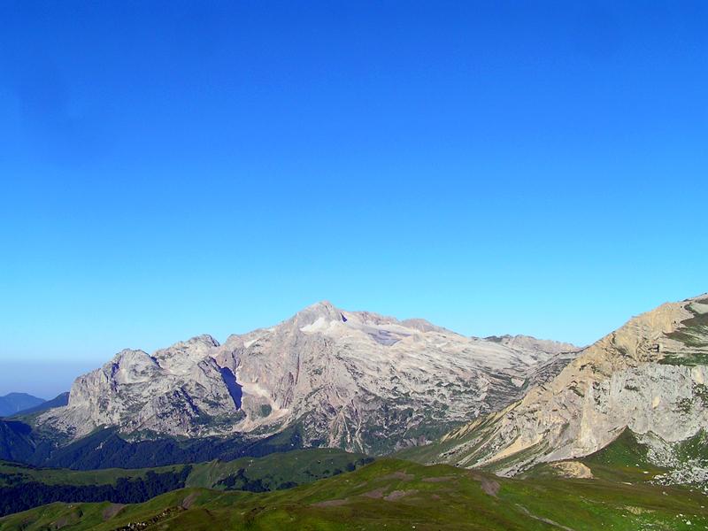 окрестности горы Фишт
