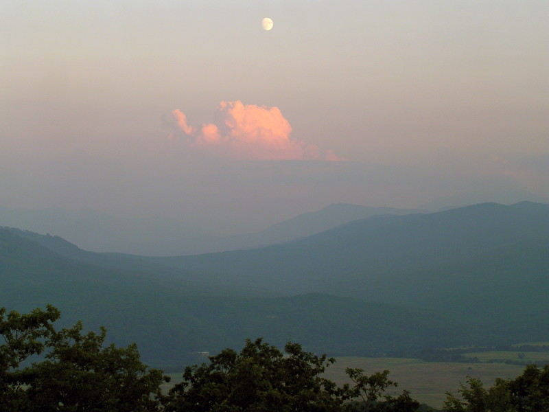 Окрестности горы Фишт 2