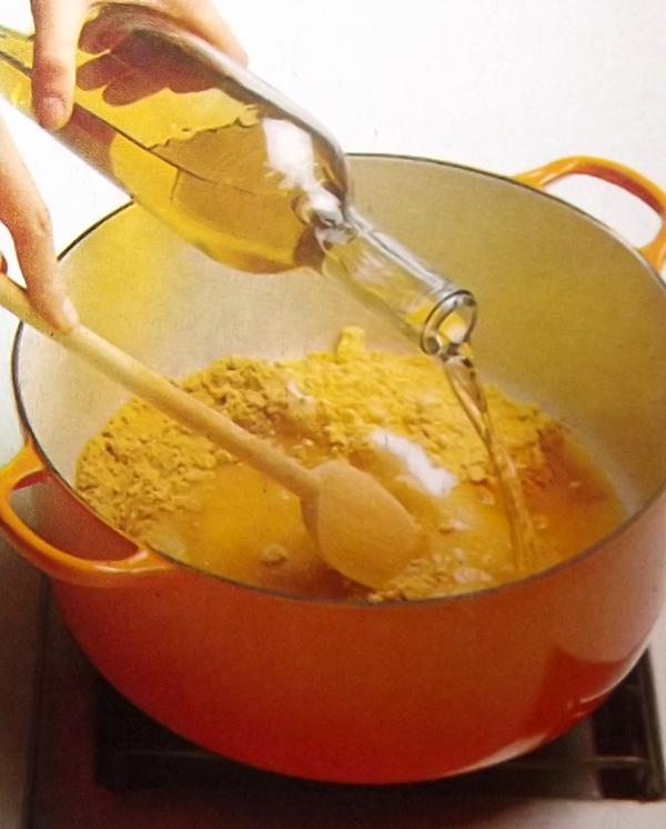 овощи в горчичном маринаде 3