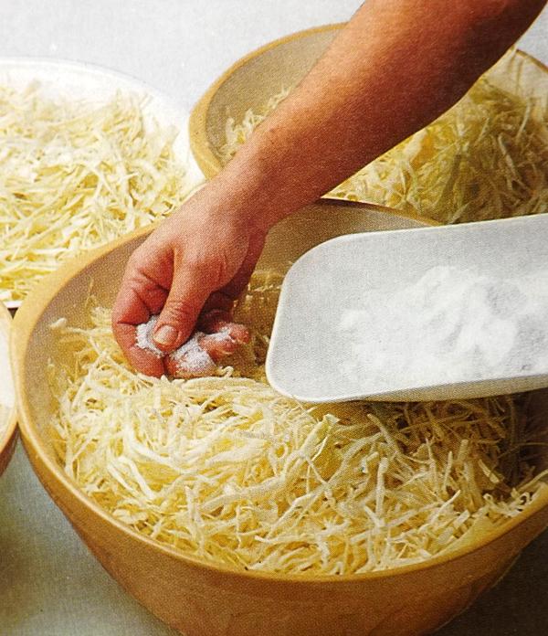 Как готовить квашеную капусту домашних условиях видео