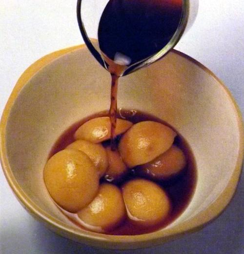 Персики-рецепт-десерта-1