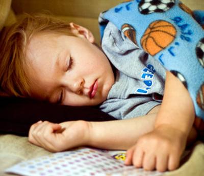 Правила детского сна.