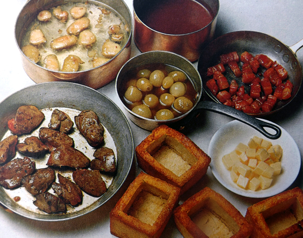 блюда рецепты из печени
