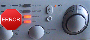 Неисправности стиральной машины Аристон